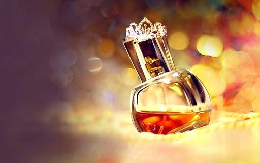 Como funciona a fixação do perfume?